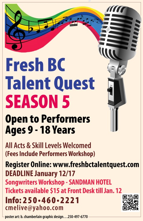 Fresh BC Talent Poster_12_31_16