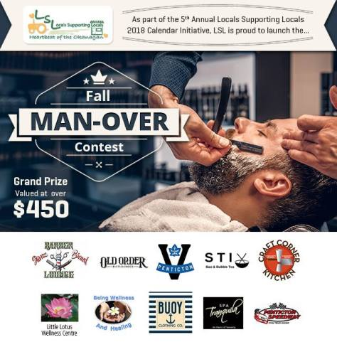 Man-Over poster