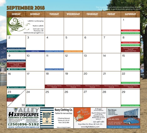 2018-Calendar25
